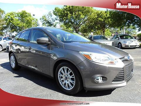 2012 Ford Focus for sale in Plantation, FL
