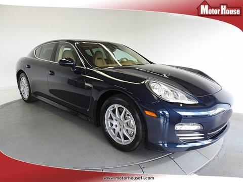 2010 Porsche Panamera For Sale In Plantation, FL