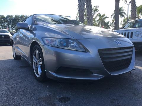 2011 Honda CR-Z for sale in Plantation, FL