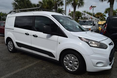 2014 Ford Transit Connect Cargo for sale in Plantation, FL
