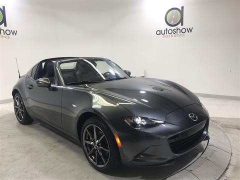 2019 Mazda MX-5 Miata RF for sale in Plantation, FL