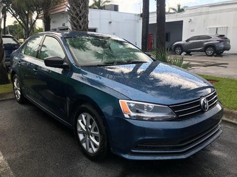 2015 Volkswagen Jetta for sale in Plantation, FL
