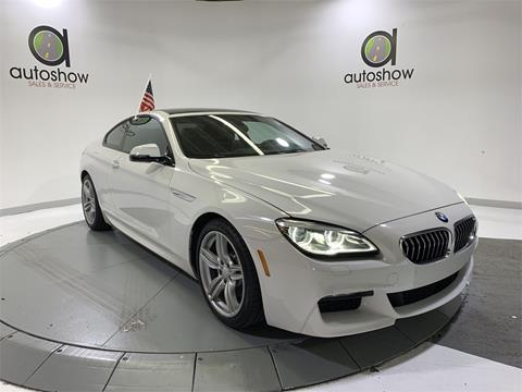 2016 BMW 6 Series for sale in Plantation, FL