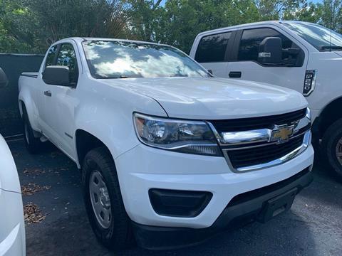 2016 Chevrolet Colorado for sale in Plantation, FL