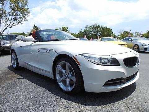 2015 BMW Z4 for sale in Plantation, FL