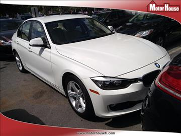 2013 BMW 3 Series for sale in Plantation, FL