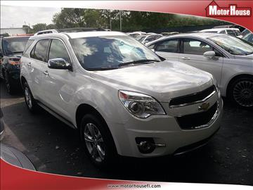 2013 Chevrolet Equinox for sale in Plantation, FL