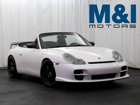 2001 Porsche 911 for sale in Highland Park, IL