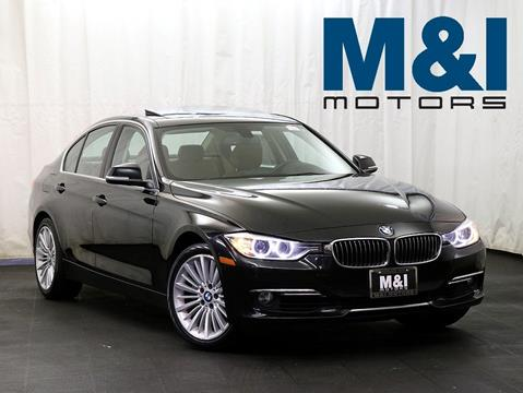 2015 BMW 3 Series for sale in Highland Park, IL