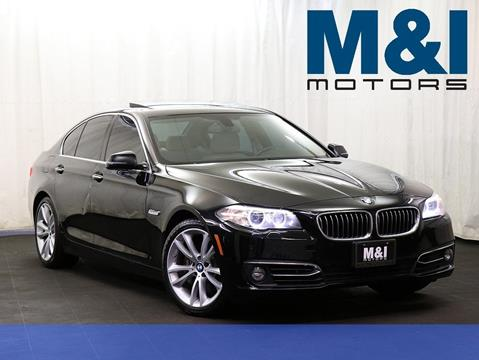2015 BMW 5 Series for sale in Highland Park, IL