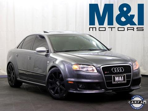 2007 Audi RS 4 for sale in Highland Park, IL