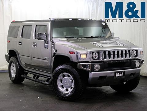 2008 HUMMER H2 for sale in Highland Park, IL