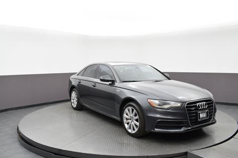 2014 Audi A6 for sale in Highland Park, IL