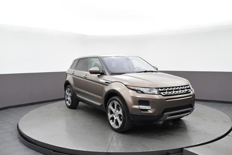 2015 Land Rover Range Rover Evoque for sale in Highland Park, IL
