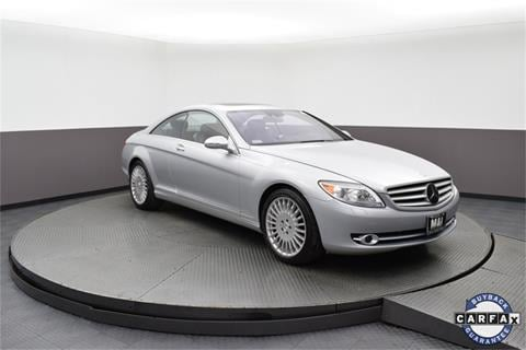 2007 Mercedes-Benz CL-Class for sale in Highland Park, IL