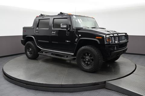 Used Hummers For Sale >> Used HUMMER H2 SUT For Sale - Carsforsale.com®