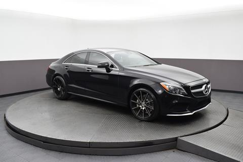 2016 Mercedes-Benz CLS for sale in Highland Park, IL