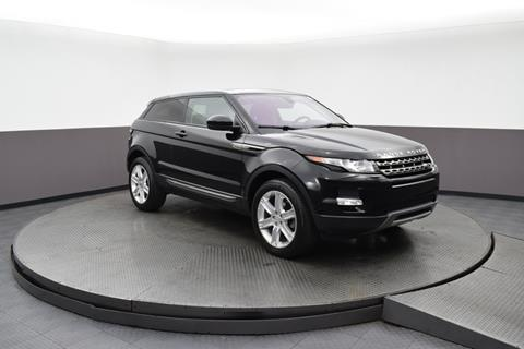 2014 Land Rover Range Rover Evoque Coupe for sale in Highland Park, IL