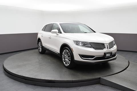 2016 Lincoln MKX for sale in Highland Park, IL