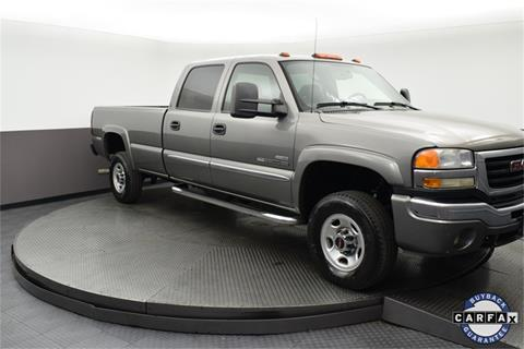 2006 GMC Sierra 2500HD for sale in Highland Park, IL