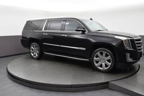 2017 Cadillac Escalade Esv Msrp >> Cadillac Escalade Esv For Sale In Highland Park Il M I