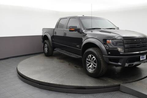 2014 Ford F-150 SVT Raptor for sale at M & I Imports in Highland Park IL