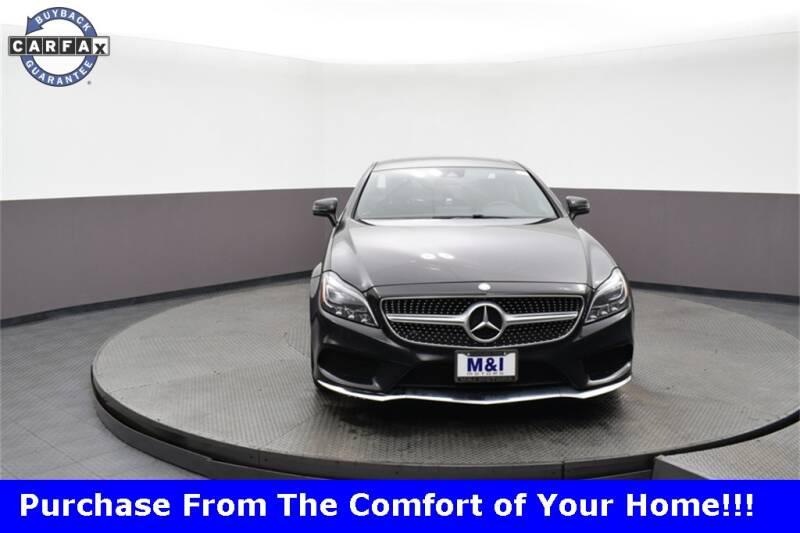 2015 Mercedes-Benz CLS CLS 400 4MATIC (image 2)
