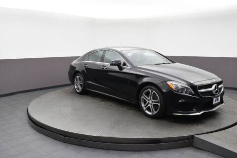 2015 Mercedes-Benz CLS CLS 400 4MATIC for sale at M & I Imports in Highland Park IL