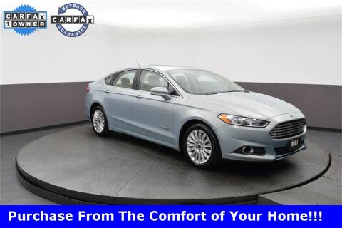 2013 Ford Fusion Hybrid SE for sale at M & I Imports in Highland Park IL