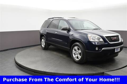 2009 GMC Acadia SLE-1 for sale at M & I Imports in Highland Park IL