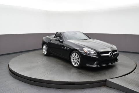 2019 Mercedes-Benz SLC SLC 300 for sale at M & I Imports in Highland Park IL