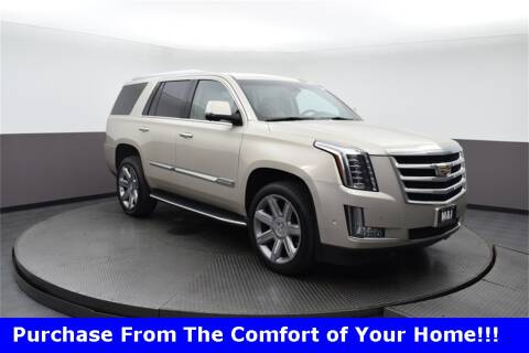 2017 Cadillac Escalade for sale at M & I Imports in Highland Park IL