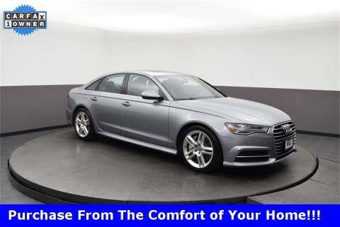 2016 Audi A6 for sale at M & I Imports in Highland Park IL
