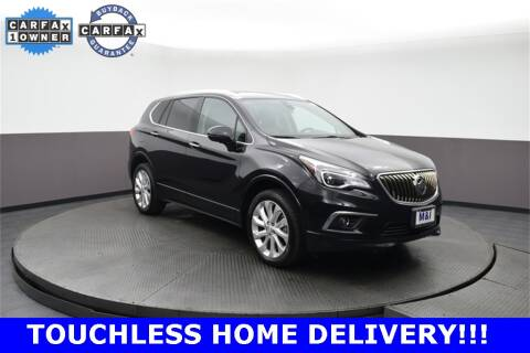 2017 Buick Envision for sale at M & I Imports in Highland Park IL