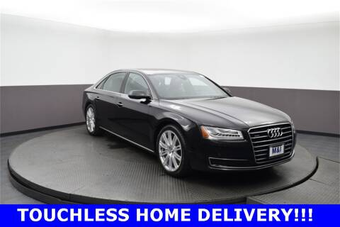 2015 Audi A8 L for sale at M & I Imports in Highland Park IL