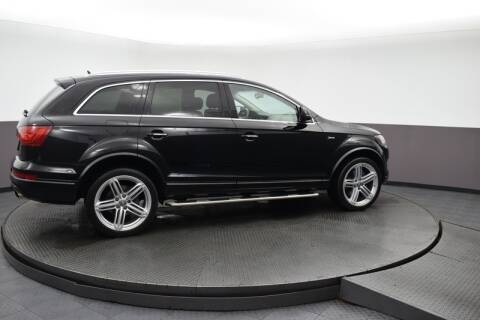 2015 Audi Q7 for sale at M & I Imports in Highland Park IL