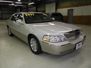 2006 Lincoln Town Car for sale in Peru, IL