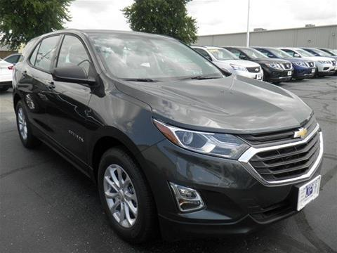 2018 Chevrolet Equinox for sale in Peru, IL