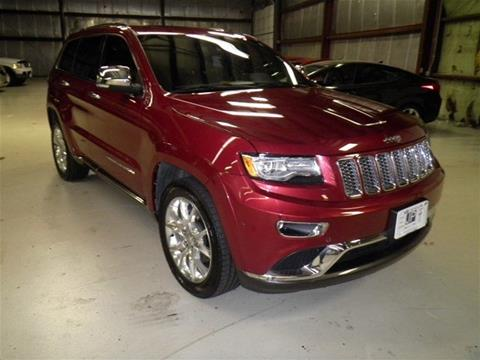 2014 Jeep Grand Cherokee for sale in Peru, IL