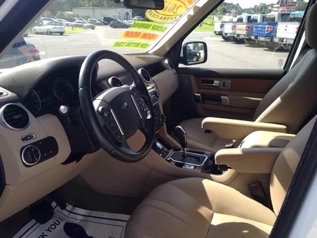 2013 Land Rover LR4 4x4 HSE 4dr SUV - Greenville NC