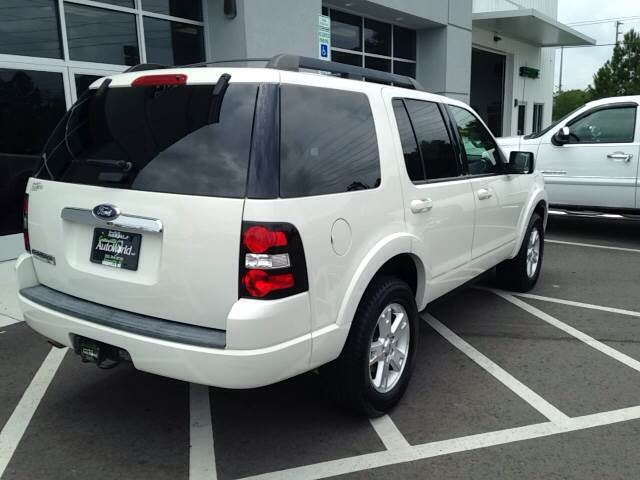 2010 Ford Explorer 4x4 XLT 4dr SUV - Greenville NC
