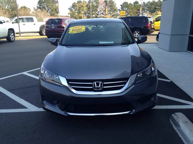 2015 Honda Accord Sport 4dr Sedan CVT - Greenville NC