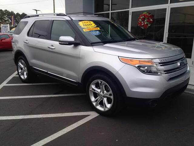2013 Ford Explorer Limited 4dr SUV - Greenville NC