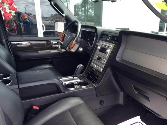 2008 Lincoln Navigator 4dr SUV - Greenville NC