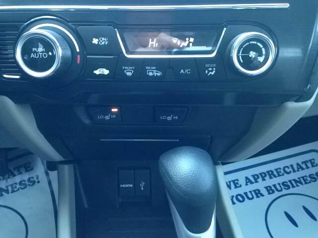 2015 Honda Civic EX-L 4dr Sedan - Greenville NC