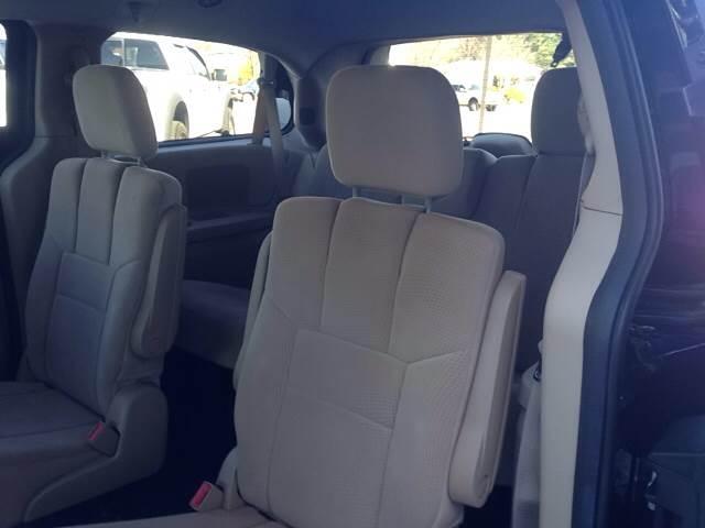 2013 Dodge Grand Caravan SE 4dr Mini-Van - Greenville NC