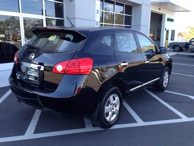 2013 Nissan Rogue S 4dr Crossover - Greenville NC