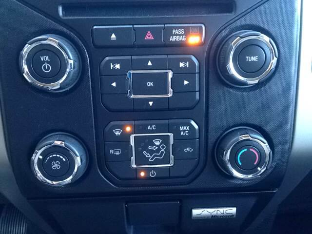 2013 Ford F-150 4x4 XLT 4dr SuperCrew Styleside 5.5 ft. SB - Greenville NC