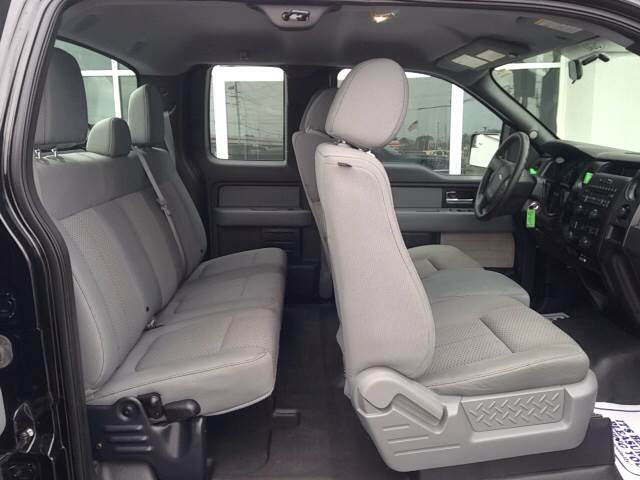 2013 Ford F-150 4x2 XLT 4dr SuperCab Styleside 6.5 ft. SB - Greenville NC