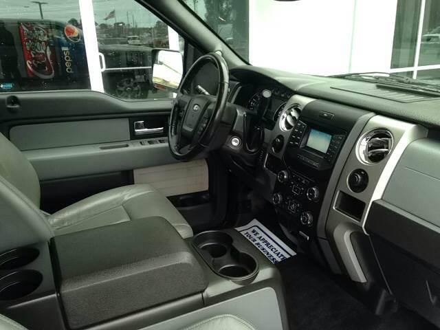 2014 Ford F-150 4x4 XLT 4dr SuperCrew Styleside 5.5 ft. SB - Greenville NC